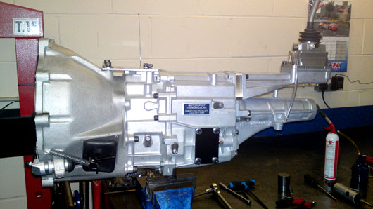 Escort Spec Gp4 ZF Gearbox